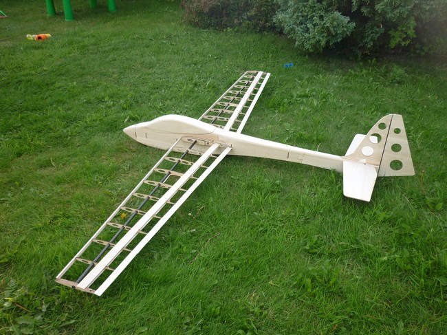 What Does Cnc Stand For >> Quark 2m – built up!! – by LoopingFred – SlopeAerobatics.com
