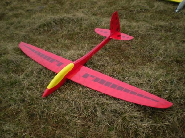 AKHENATON aerobatics and VTPR glider