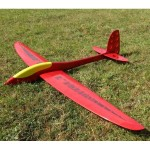 Akhenaton all wood aerobatics glider