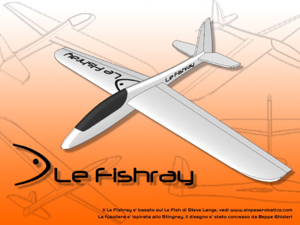 Le Fishray comes to market