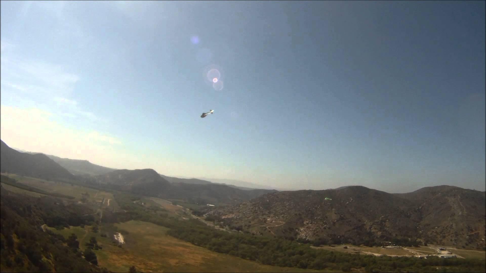 Aerobatics with Pixies by JGAF