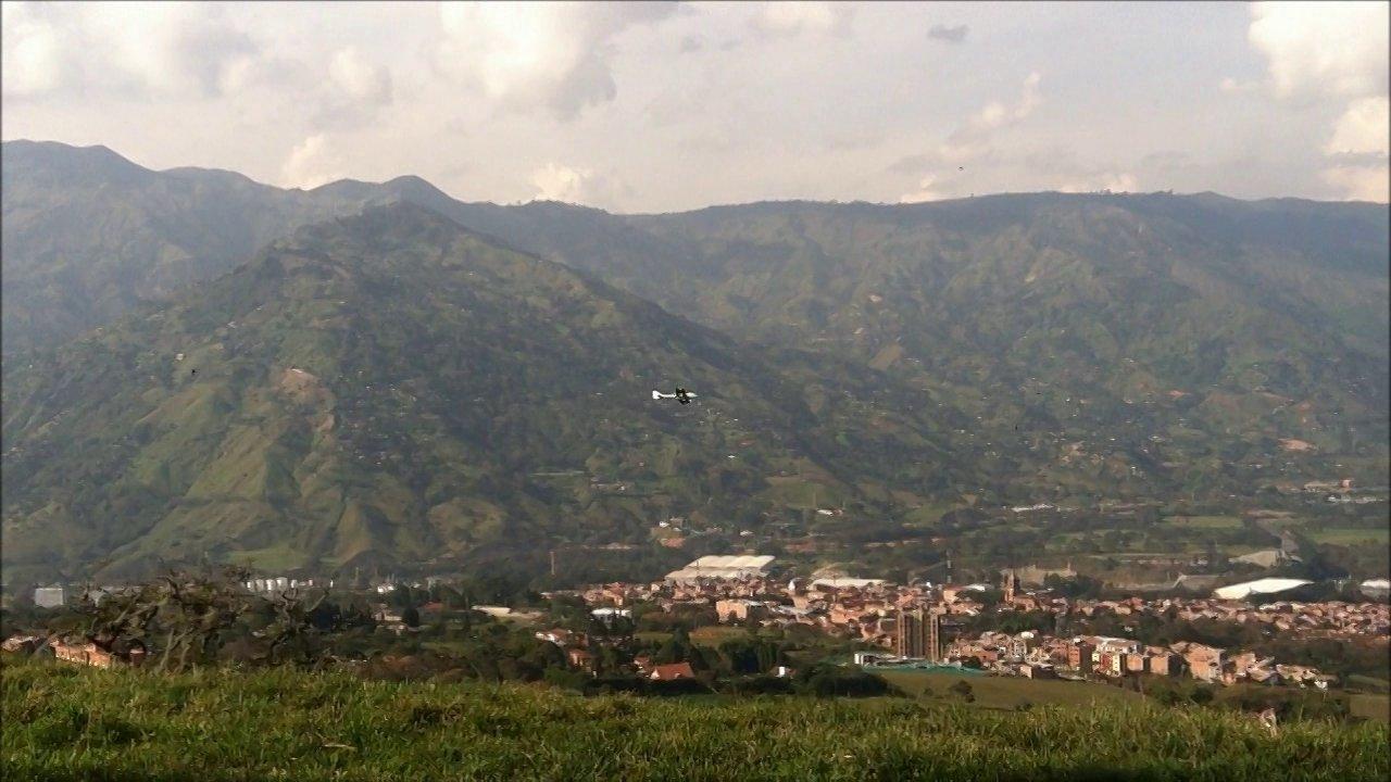 Ultrabatics in Colombia