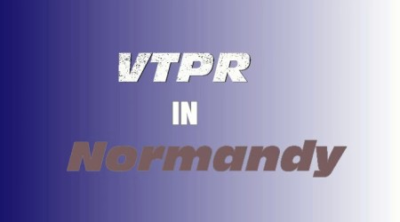 VTPR in Normandy with Eric Poulain and the Excalibur