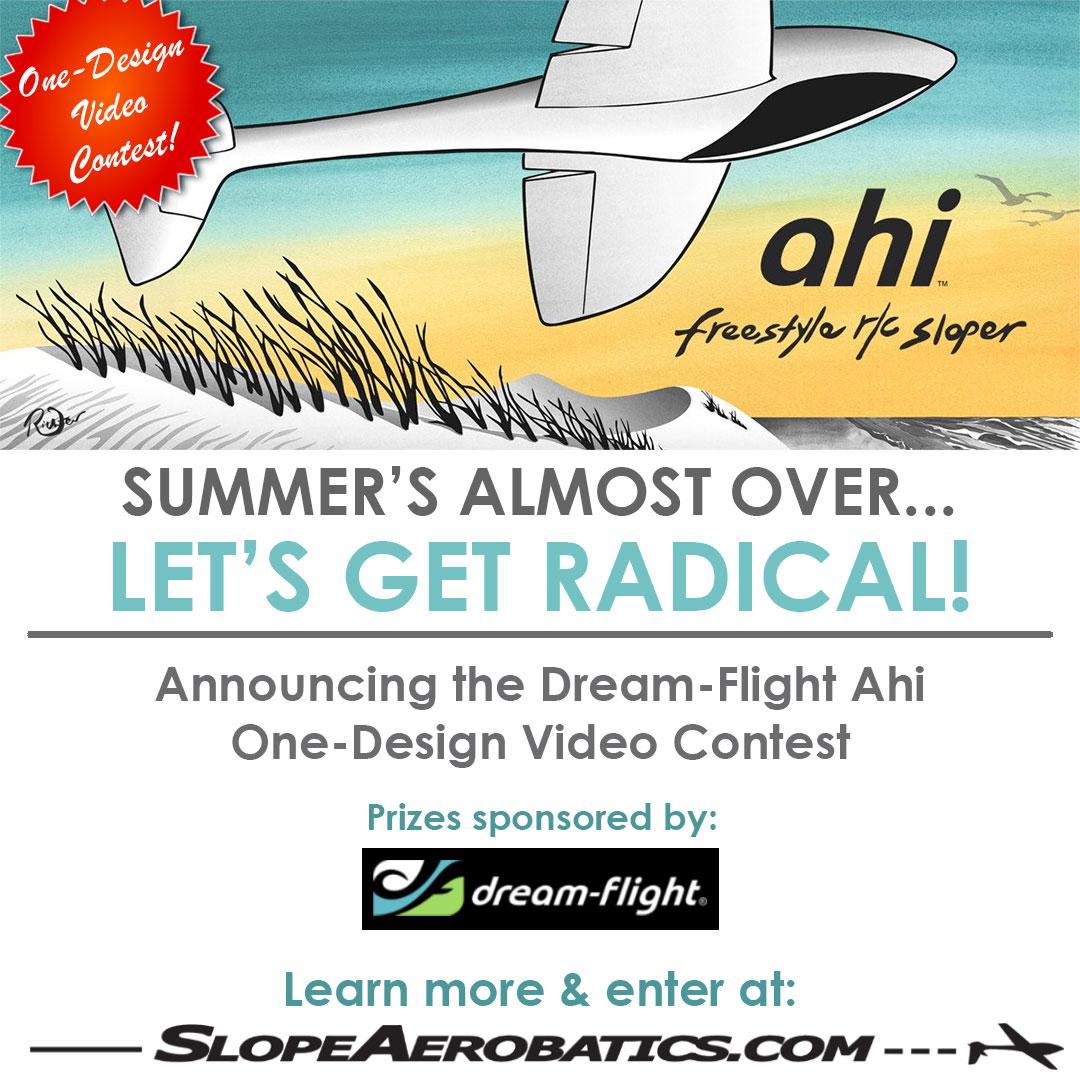 Dream-Flight Ahi One-Design Video Contest